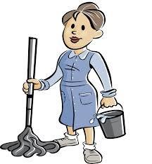 Locuri de munca Femeie-curatenie